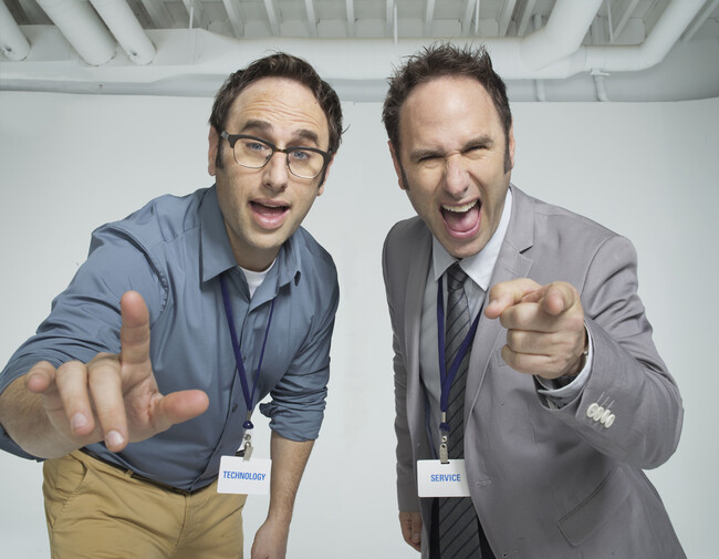The Sklar Brothers Tickets