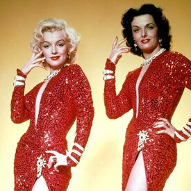 Gentlemen Prefer Blondes and Lecture