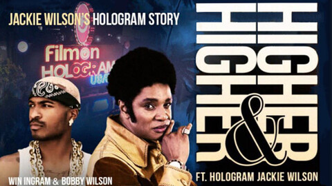 """Hologram USA: """"The Jackie Wilson Story"""""""