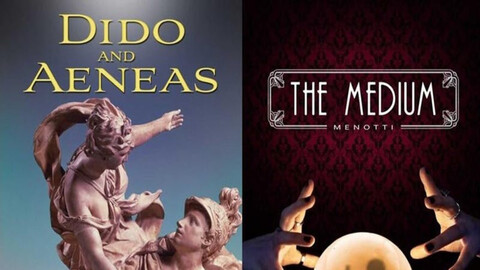 "MMF Opera Institute: ""Dido and Aeneas"" & ""The Medium"""