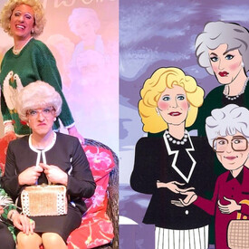 The Golden Girls Live