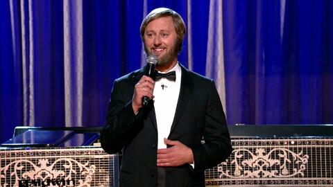 Comedian Rory Scovel