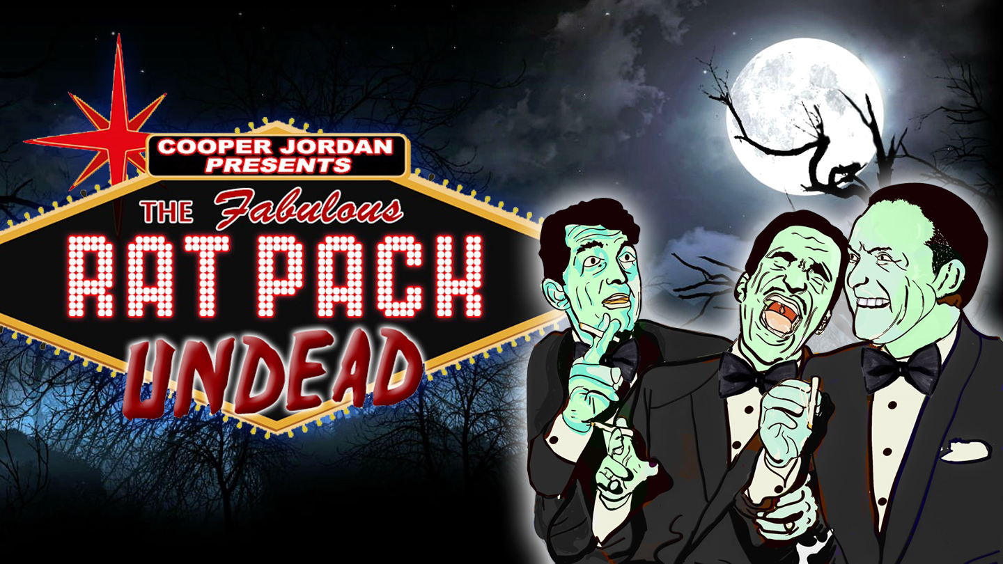 """Sinatra, Martin & Sammy Rise Again in """"The Rat Pack Undead"""""""