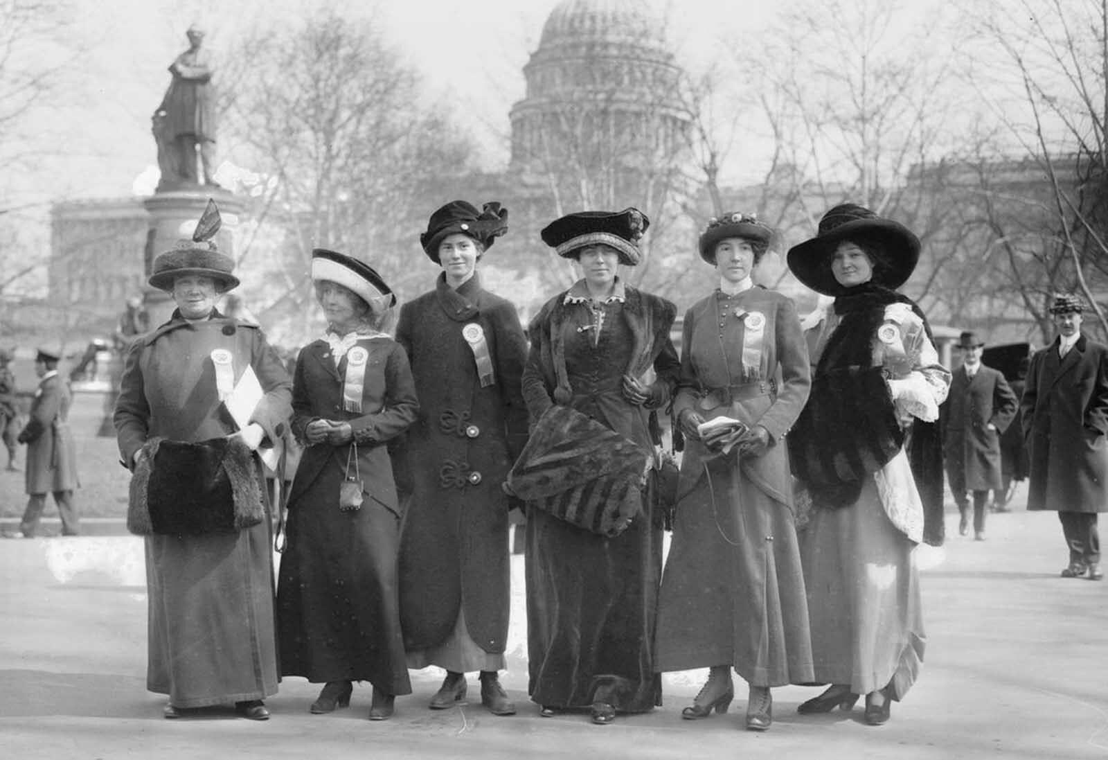"""Women Who Changed America"" Tour"