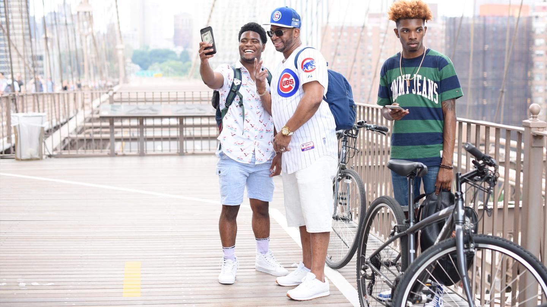 Bike Tour of the Brooklyn Bridge