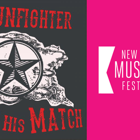 """New York Musical Festival: """"The Gunfighter Meets His Match"""