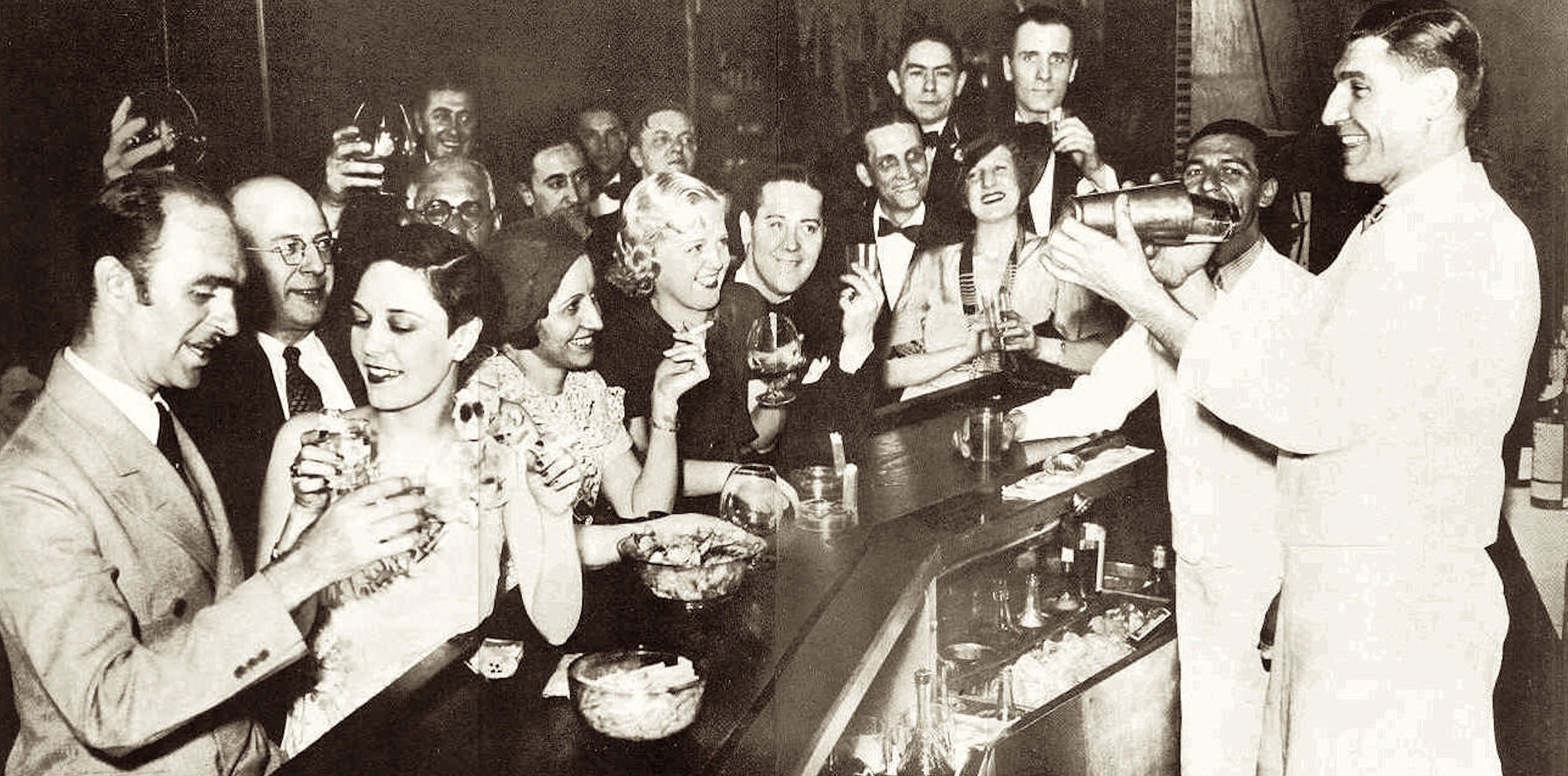 Broadway Prohibition Pub Crawl