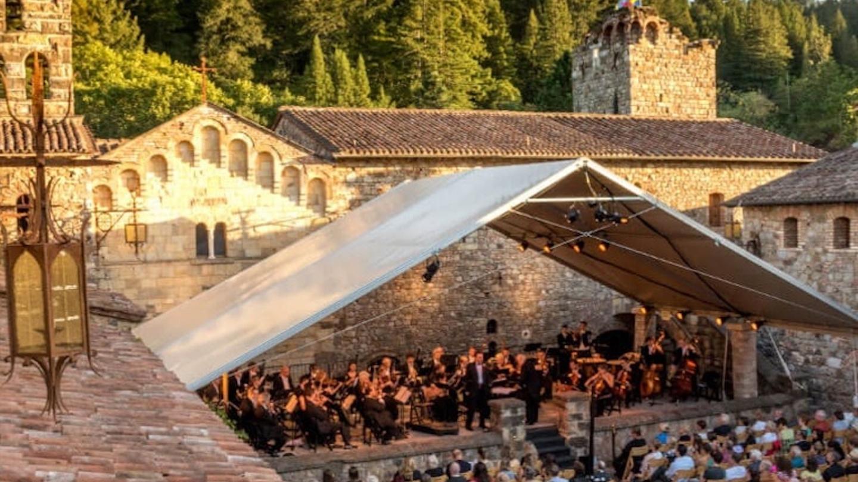 Grand Cru Piano Series at Castello di Amorosa San Francisco Tickets ...