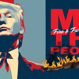 Me the People: Fire & Fury Edition