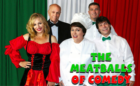 """The Meatballs Of Comedy"""