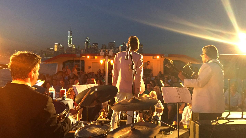 Live Music & Good Times on New York Harbor