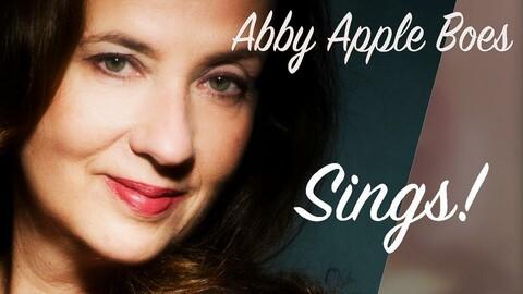 """""""Abby Apple Boes Sings!"""""""