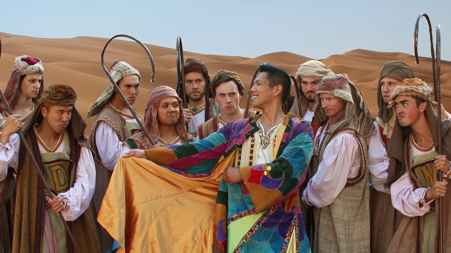 Joseph and the Amazing Technicolor Dreamcoat Oakland / East Bay ...
