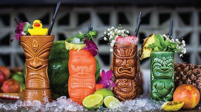 The Tiki Throw Down Cocktail Festival