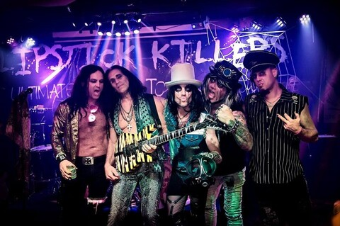 Rockstar Karaoke + Alice Cooper Tribute presented by Lipstick Killers