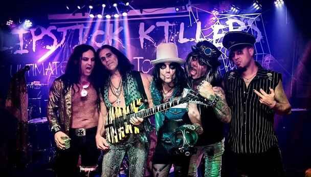 alice cooper tribute concert halloween rockstar karaoke