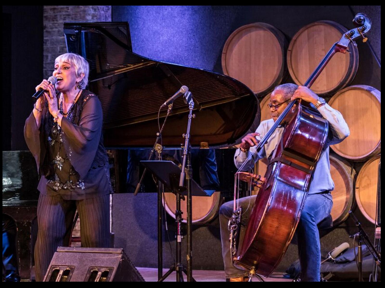 Cool Jazz Afternoon With Julie E. & Alex Blake