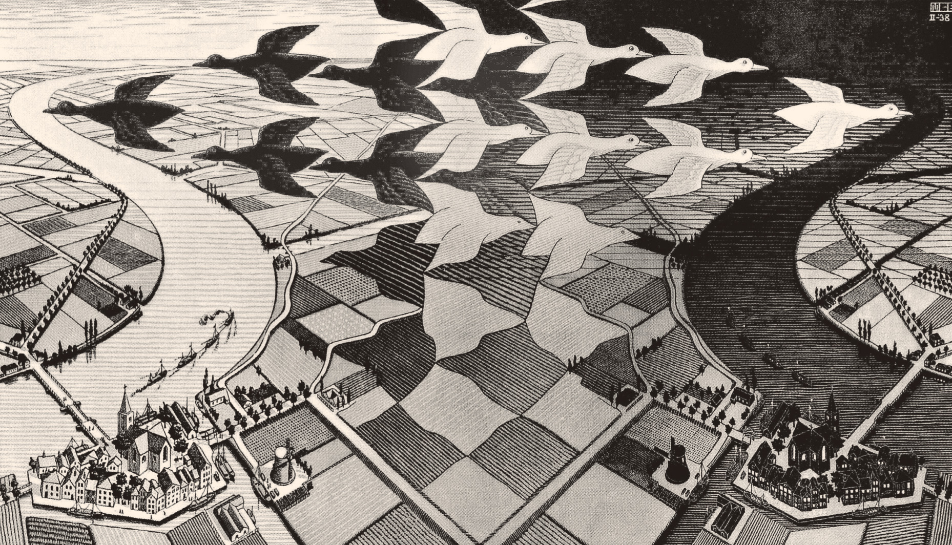 """Escher: The Exhibition & Experience"""