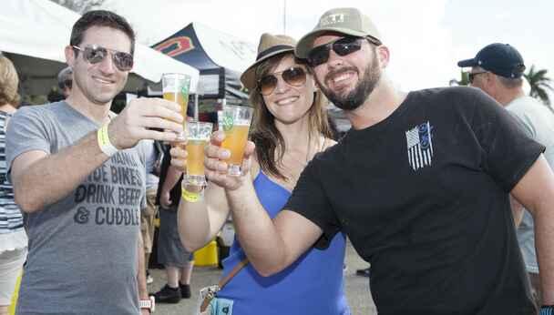 Beer, Bourbon & BBQ Festival Hits Your Taste Buds