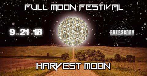 """""""Full Moon"""" Harvest Moon Festival"""