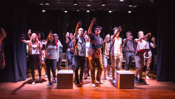 Teen Musical Revue Coming of Age