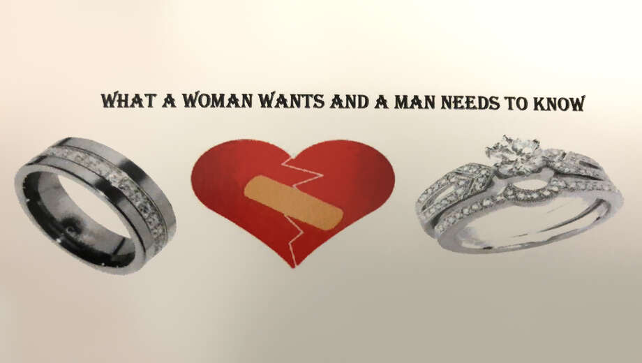 what a man wants what a woman needs