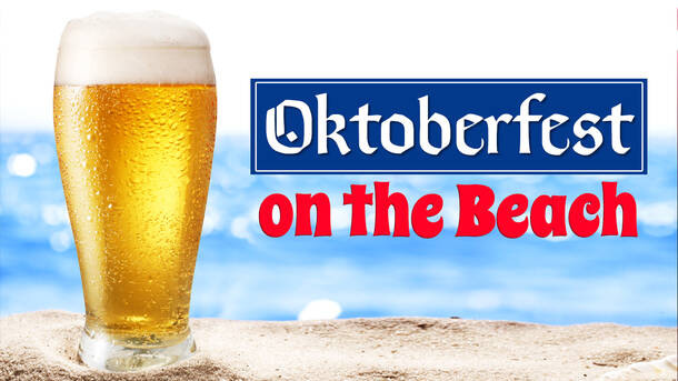 Oktoberfest on the Beach