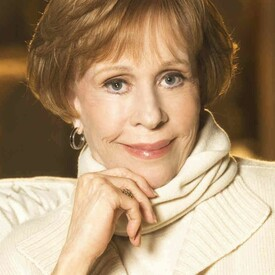 """Carol Burnett: """"An Evening of Laughter and Reflection Where the Audience Asks the Questions"""
