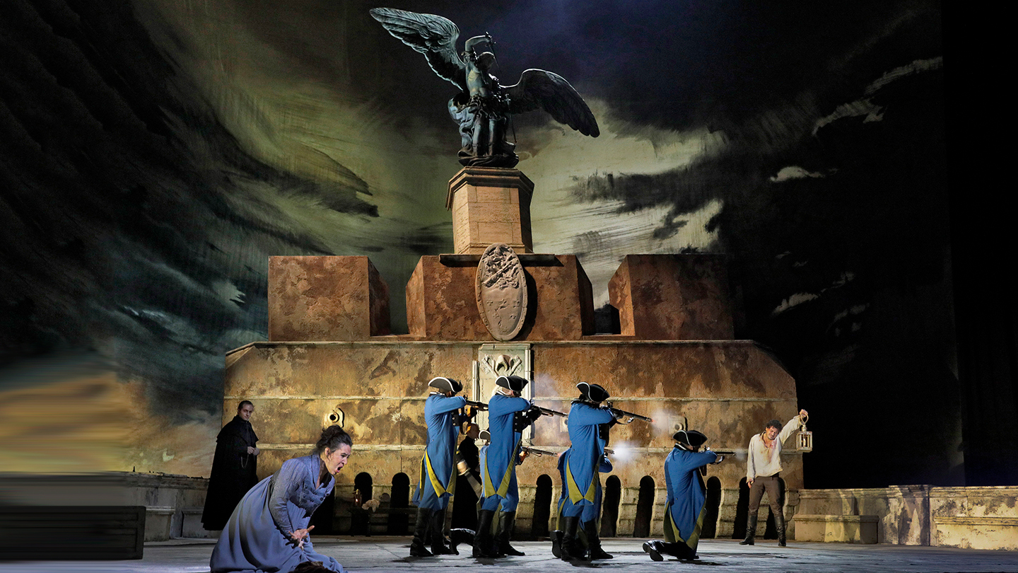 """""""Tosca"""": Love, Lust and Intrigue Take Center Stage at The Met Opera"""