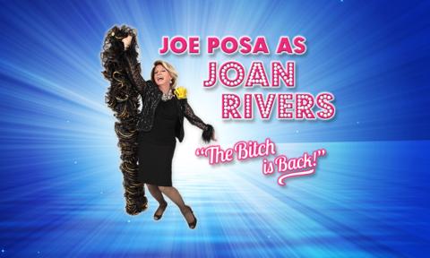 "Joan Rivers Tribute: ""The B*tch Is Back"""