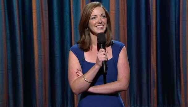 Megan Gailey (Conan, @midnight & Comedy Central)