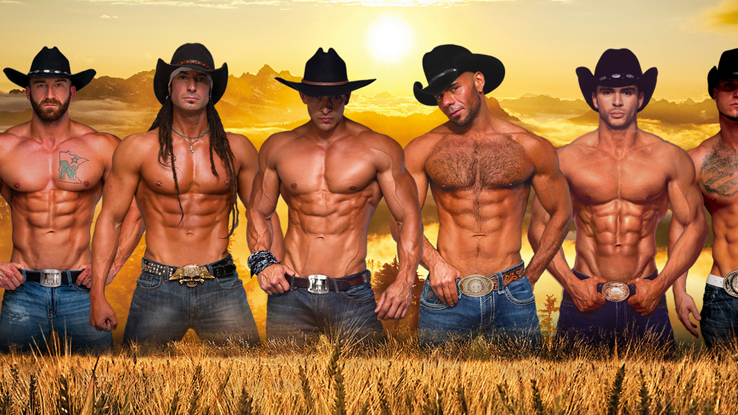 """Hunks: The Show"" Male Revue"