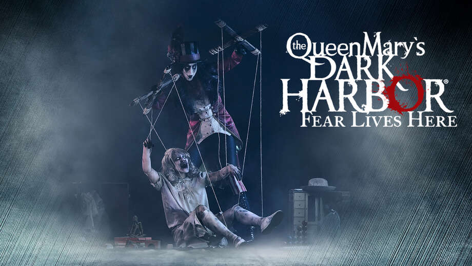 New Thrills On The Queen Mary S Dark Harbor Reviews Ratings Long Beach