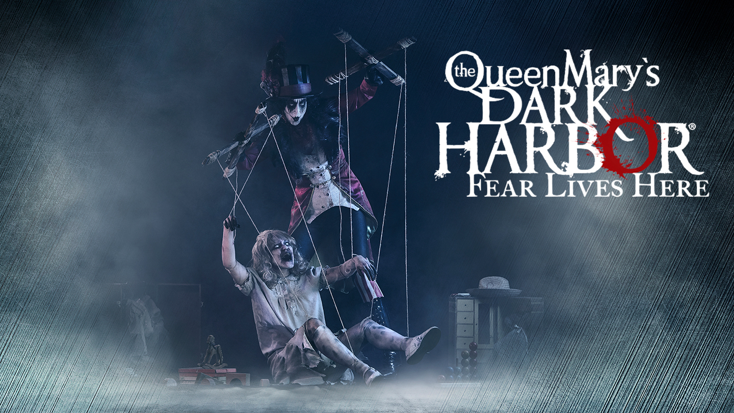 the queen mary's dark harbor los angeles tickets - $14.50 - $24 at
