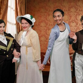 "Northanger Abbey"" Youth Cast"