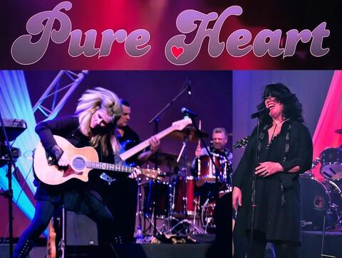 Pure Heart: Heart Tribute