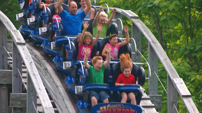 Quassy Amusement Park: Family Fun in the Sun