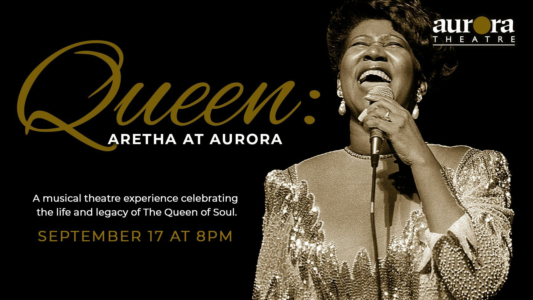 Queen: Aretha at Aurora