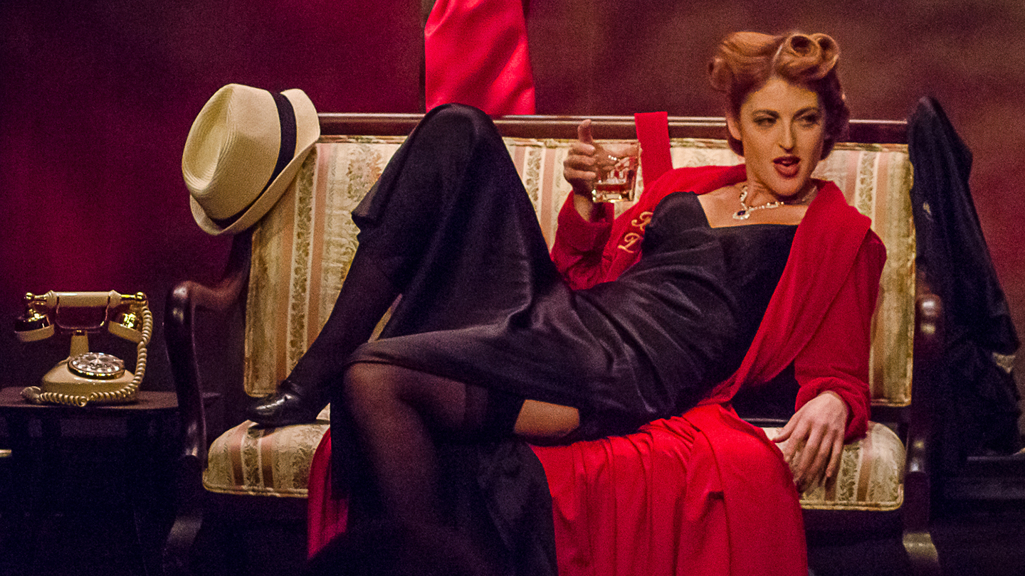 """Bette Davis Ain't For Sissies"": A Mesmerizing One-Woman Show"