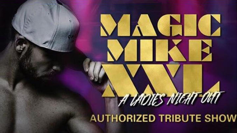 "Steamy Male Revue ""Magic Mike XXL"""