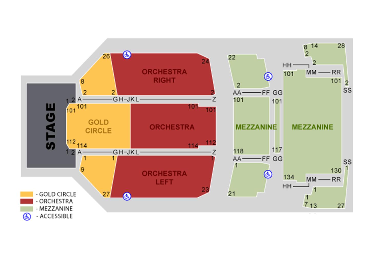 Fox Performing Arts Center Inland Empire Tickets Schedule. Fox Performing Arts Center 2018. Seat. Riverside Fox Theatre Seating Diagram At Scoala.co