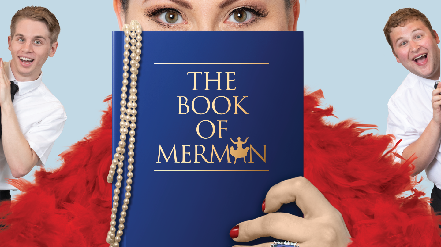 "Hilarious Musical Comedy ""The Book of Merman"""