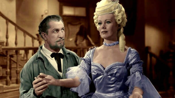 House of wax (1953) rotten tomatoes.
