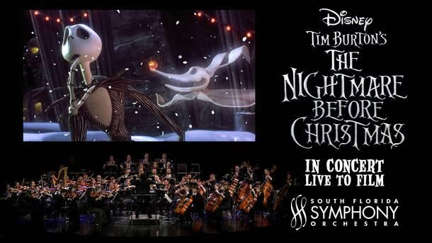 disney in concert tim burton s the nightmare before christmas miami
