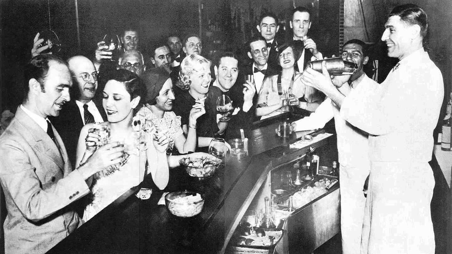 West Village Pub Crawl: Tales of the '20s