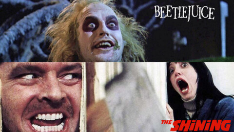 Movie Nights at the Wiltern: Beetlejuice, The Shining