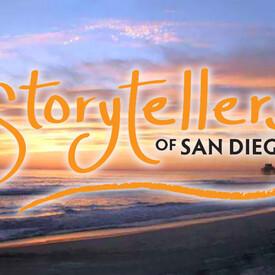 """Storytellers of San Diego: """"Tellabration! Deep Waters, Still Waters"""