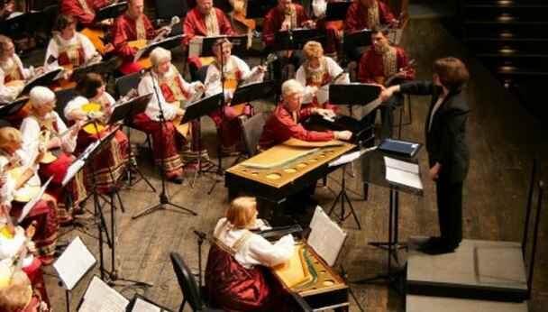 Washington Balalaika Society Presents Russian Winter