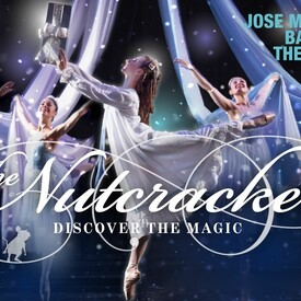 "Jose Mateo Ballet Theatre's ""The Nutcracker"