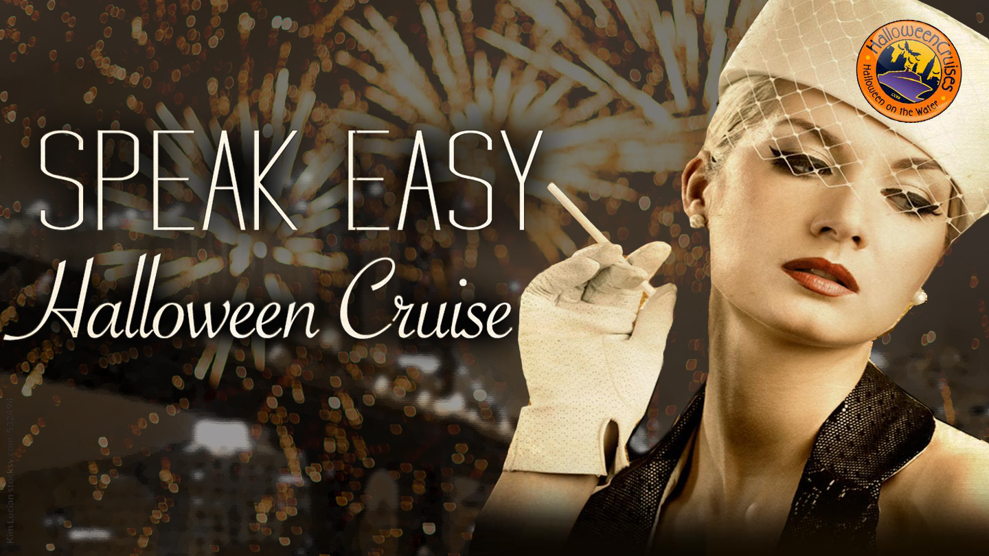 speakeasy halloween party cruise san francisco tickets - n/a at san